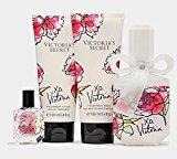 Victoria's Secret xo, Victoria Eau De Parfum Perfume, Fragrance Wash & Lotion Gift Set 4 Pieces