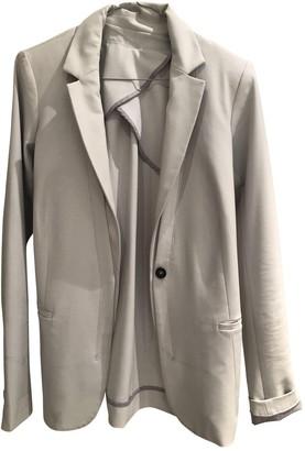 Elizabeth and James Grey Polyester Jackets