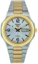 Seiko Men's SNKK62 Two Tone Stainless Steel Analog with Dial Watch