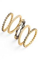 Freida Rothman Women's Delicate Stackable Rings (Set Of 5)