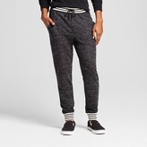 BKC Men's Knit Snow Fleece Jogger Pants