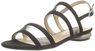 The Divine Factory Women's Miranda Sling Back Sandals