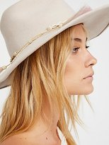 Ale By Alessandra Janis Ombre Tassel Felt Hat by 'ale by Alessandra at Free People