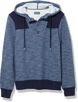 L.L. Bean Signature Marled Sweatshirt, Hooded