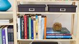 Container Store Skandia Book Stacks