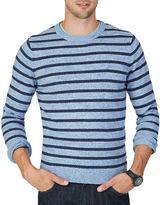Nautica Striped Crewneck Sweater