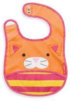 Skip Hop SKIP*HOP® Zoo Tuck-Away Bibs in Cat