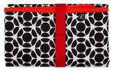 Portable Full Body Changing Pad in Black/Red