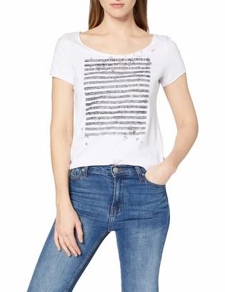 Esprit Women's 067ee1k097 T-Shirt