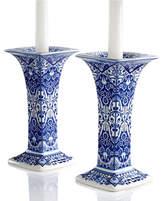 "Spode Judaica"" Sabbath Candlesticks, Set of 2"