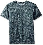 Soffe Men's Adult Melange Performance Tee