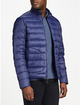 Polo Golf By Ralph Lauren Pack Down Fill Jacket, French Navy