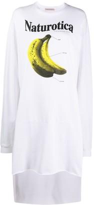 Christopher Kane Banana Jersey Dress