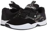 DC Kalis SE (Black Camo) Men's Skate Shoes