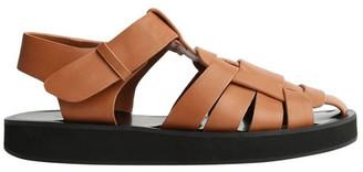 Tony Bianco Suburbia Tan Como Sandals