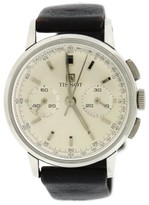 Tissot Vintage Chronograph Stainless Steel 34mm Mens Watch