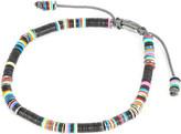 M. Cohen African vinyl disc bracelet