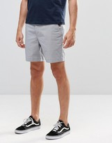 French Connection Slim Stretch Shirting Stipe Chino Shorts