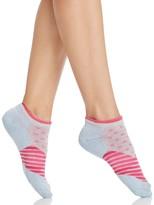 Happy Socks Stripe Dot Low-Cut Ankle Socks