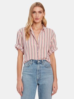 XiRENA Channing Short Sleeve Button Up Shirt