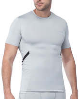 Fila Men's Endurance Short Sleeve Compression Tee