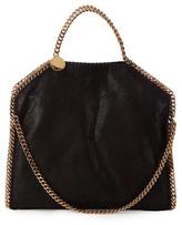 Stella McCartney Falabella faux-suede shoulder bag