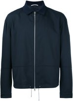 Oamc zip up jacket - men - Spandex/Elastane/Cupro/Virgin Wool - M