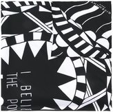 Givenchy power of love printed scarf