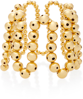 Paula Mendoza Brug 24K Gold-Plated Bracelet