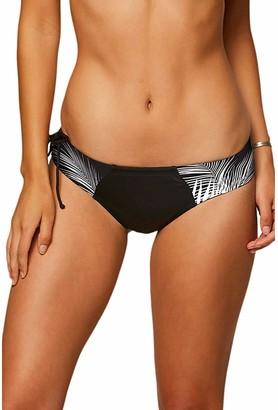 O'Neill Women's Jessie Hipster Hybrid Active Bikini Bottom