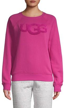 UGG Fuzzy Logo Pullover