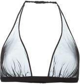 Maison Close - 'Music Hall' triangle bra - women - Nylon/Polyester/Spandex/Elastane - S