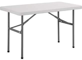 Equipment Bolero Foldaway Rectangular Utility Table 4ft 740X1220X607mm Legs Fold Into Top