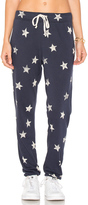 Splendid Ashbury Star Print Sweatpant