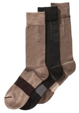 Perry Ellis Men's 3-Pk. C-Fit Performance Dress Socks