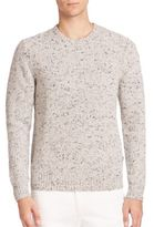 Michael Kors Donegal Ribbed Wool Sweater