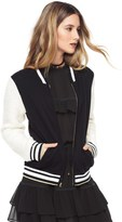 Juicy Couture Outlet - VARSITY JACKET WITH EAGLE