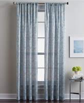 "CHF Winston Paisley Damask 50"" x 84"" Tailored Rod Pocket Window Panel Bedding"