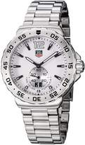 Tag Heuer Men's WAU1113.BA0858 Formula 1 Dial Stainless Steel Watch