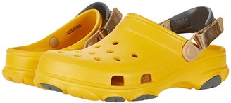 Crocs Classic All Terrain Clog (Black) Clog Shoes