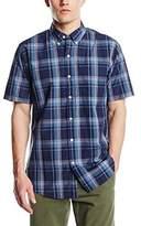 Dockers Essential Poplin Regular Fit Short Sleeve Casual Shirt