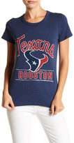 Junk Food Clothing Houston Texans Basic Tee