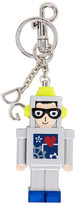 Dolce & Gabbana Multicolor Robot Designers Keychain
