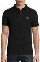 Lacoste Short-Sleeve Cotton Polo
