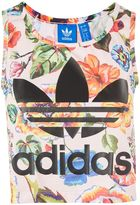 adidas Floral Tank Top by