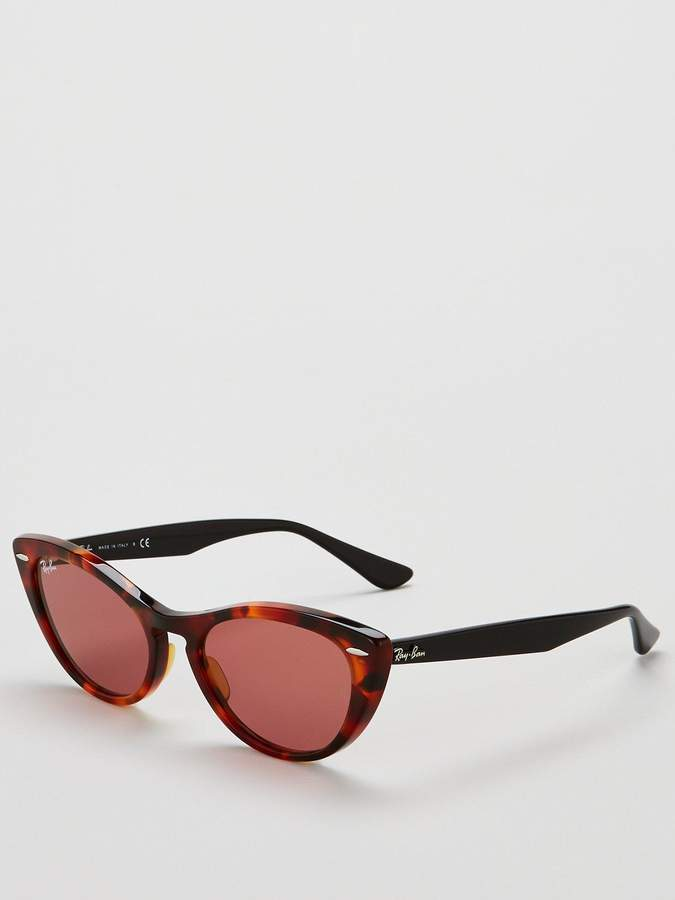 b3d16d2f5b Cat Eye Sunglasses Ralph - ShopStyle UK