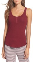 PJ Salvage Women's Henley Tank