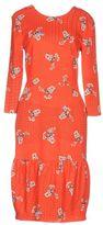 Preen by Thornton Bregazzi Knee-length dress