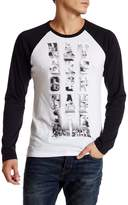 Rogue Haters Graphic Raglan Tee