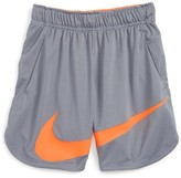 Nike Boy's Vent Gfx Dri-Fit Shorts